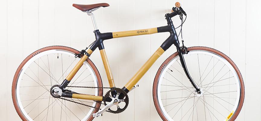 Bamboo Bikes Made in Hawaii